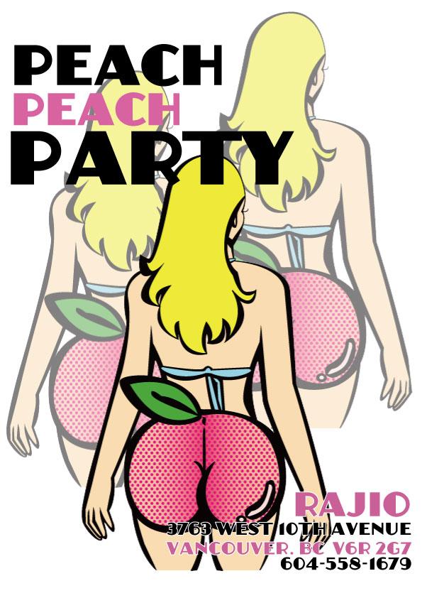PEACH-PARTY